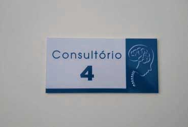 Placa de porta Allsigns